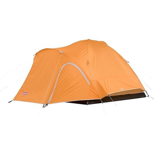 photo: Coleman Hooligan 3 Tent three-season tent