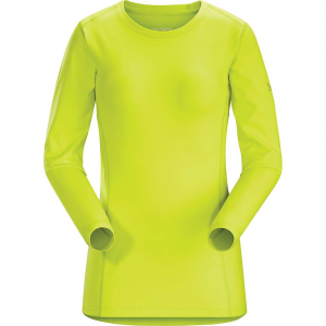 photo: Arc'teryx Women's Phase AR Crew LS base layer top