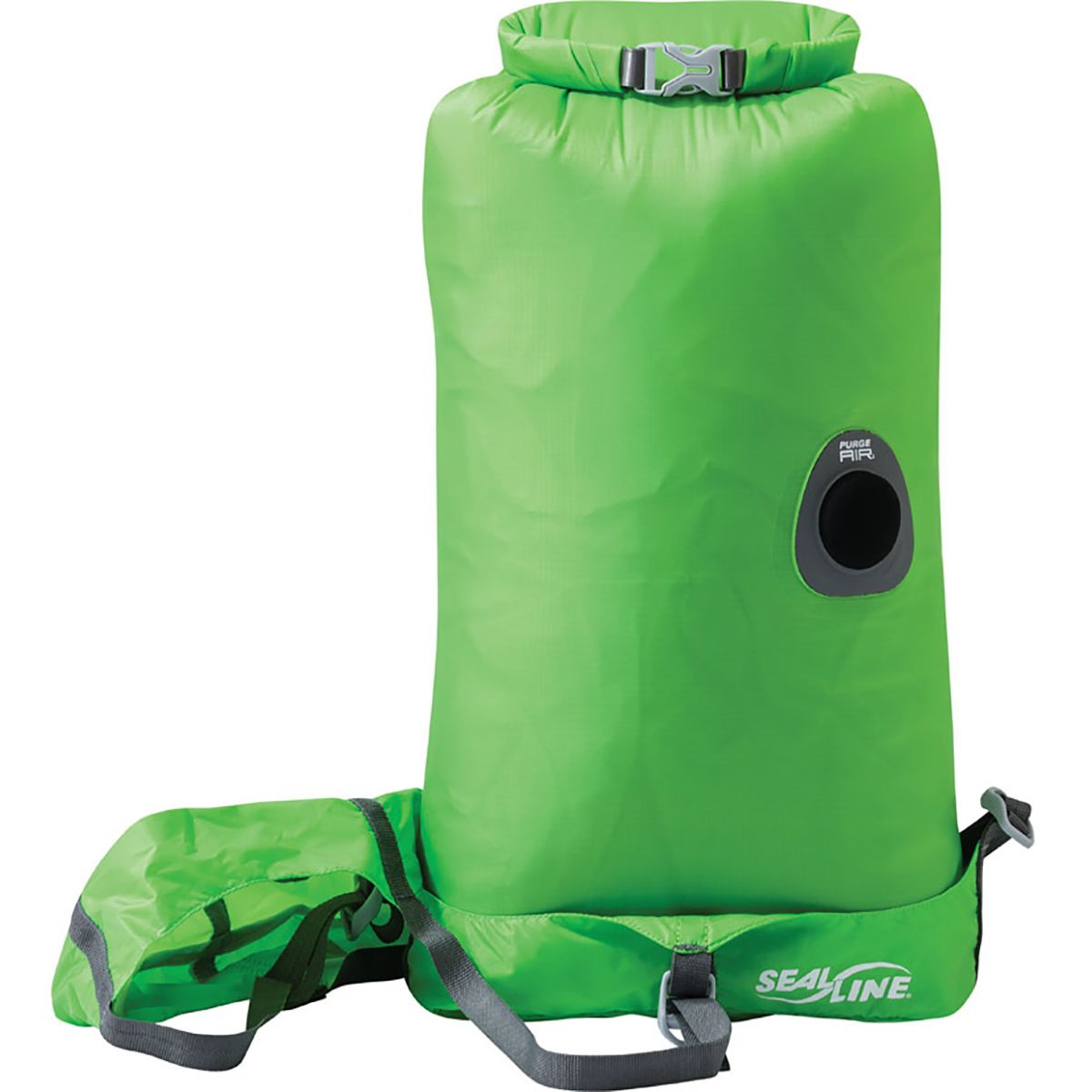 photo: SealLine BlockerLite Compression Dry Sack dry bag