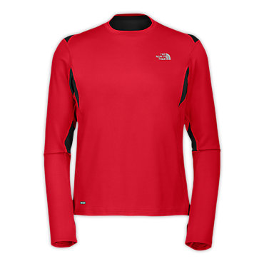 photo: The North Face Impulse Long Sleeve Mock long sleeve performance top