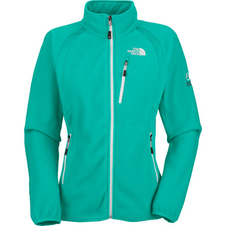 photo: The North Face Women's Vicente Jacket fleece jacket