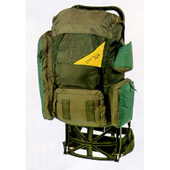 photo: Camp Trails Explorer external frame backpack