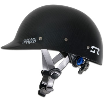 Shred Ready Shaggy Delux Carbon Helmet