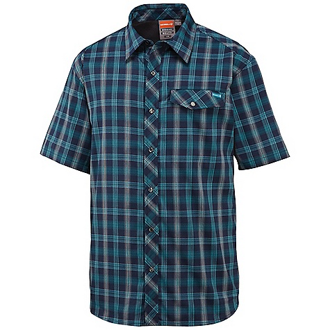 photo: Merrell Grafton hiking shirt