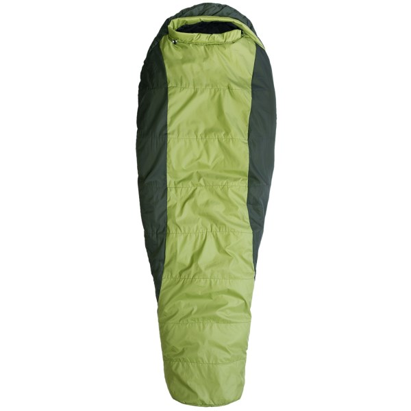 photo: Marmot Merlin 3-season synthetic sleeping bag