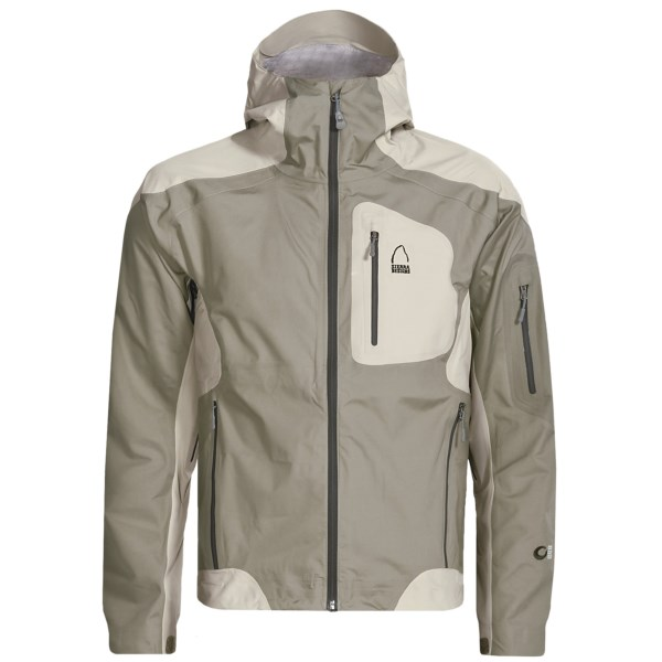 photo: Sierra Designs Zinger Jacket waterproof jacket