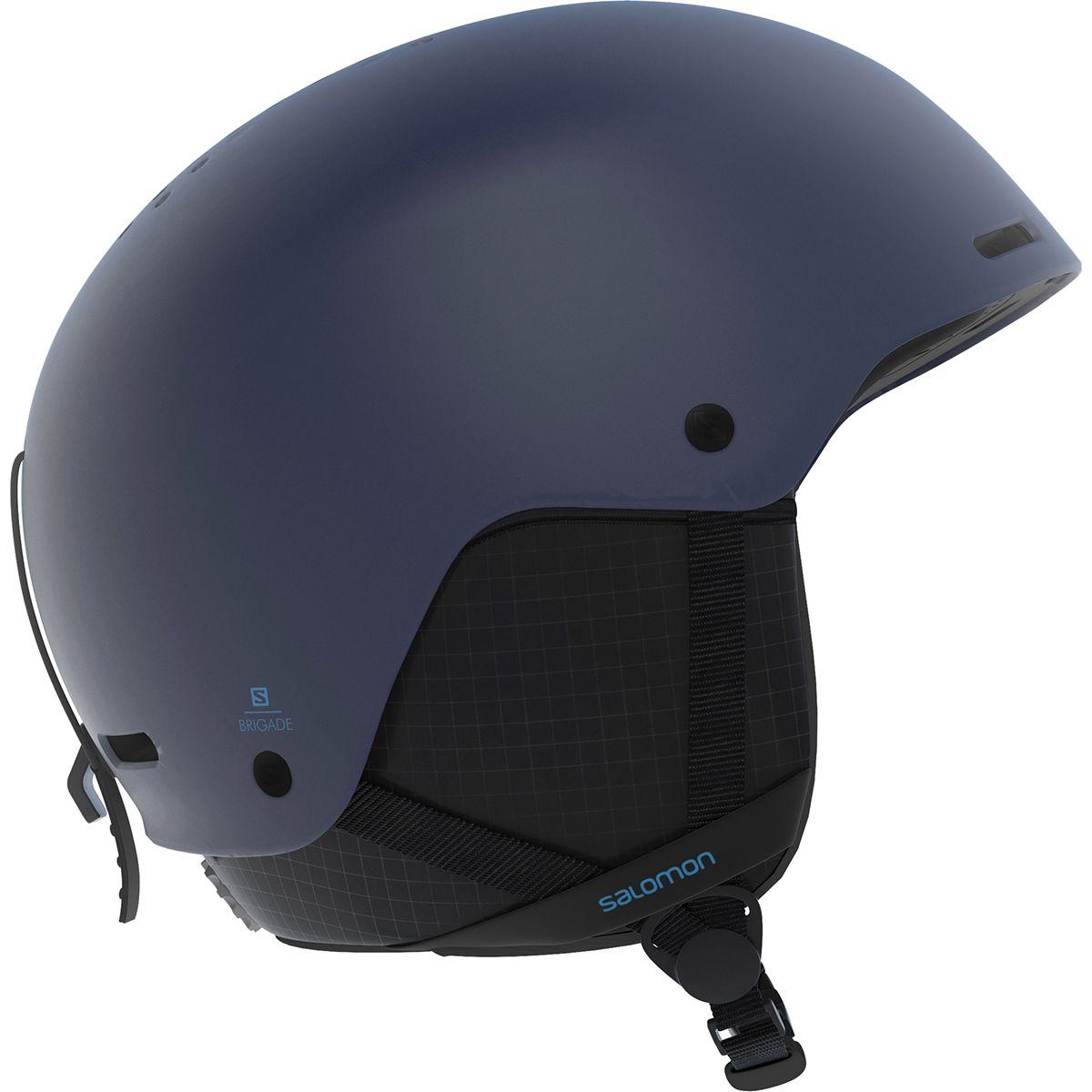 photo: Salomon Brigade Helmet snowsport helmet