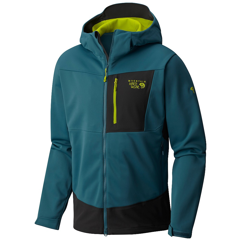 Mountain Hardwear Dragon Hooded Jacket Reviews - Trailspace