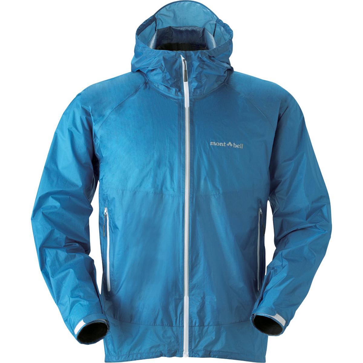 photo: MontBell Women's Versalite Jacket waterproof jacket