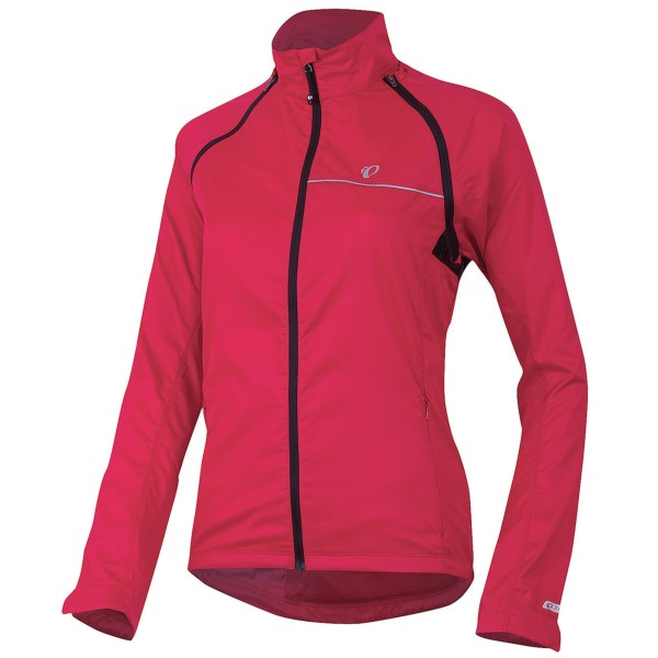 photo: Pearl Izumi Elite Barrier Convertible Jacket wind shirt