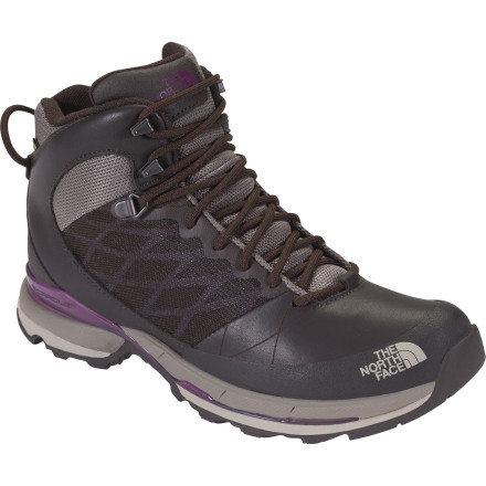 photo: The North Face Women's Havoc Mid GTX XCR hiking boot