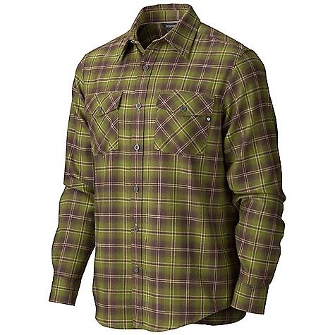 Marmot Palisades Flannel Shirt