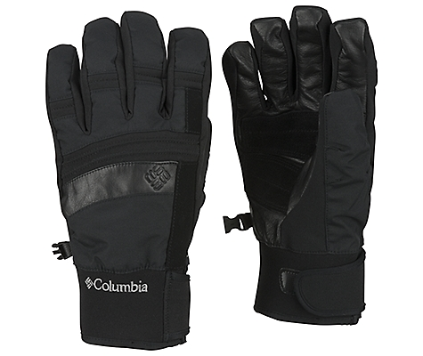 photo: Columbia Caribeener II Glove insulated glove/mitten