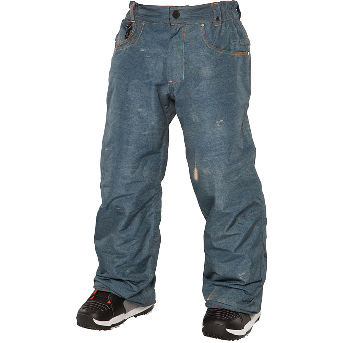 686 LTD Destructed Denim Pant
