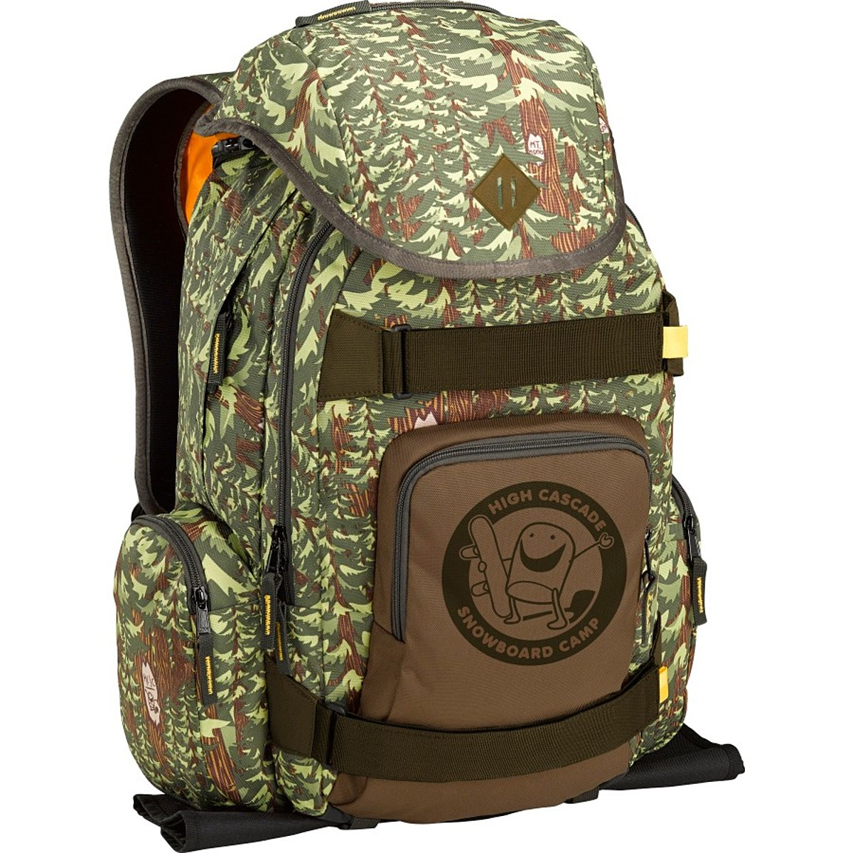 photo: Burton HCSC Shred Scout Pack winter pack