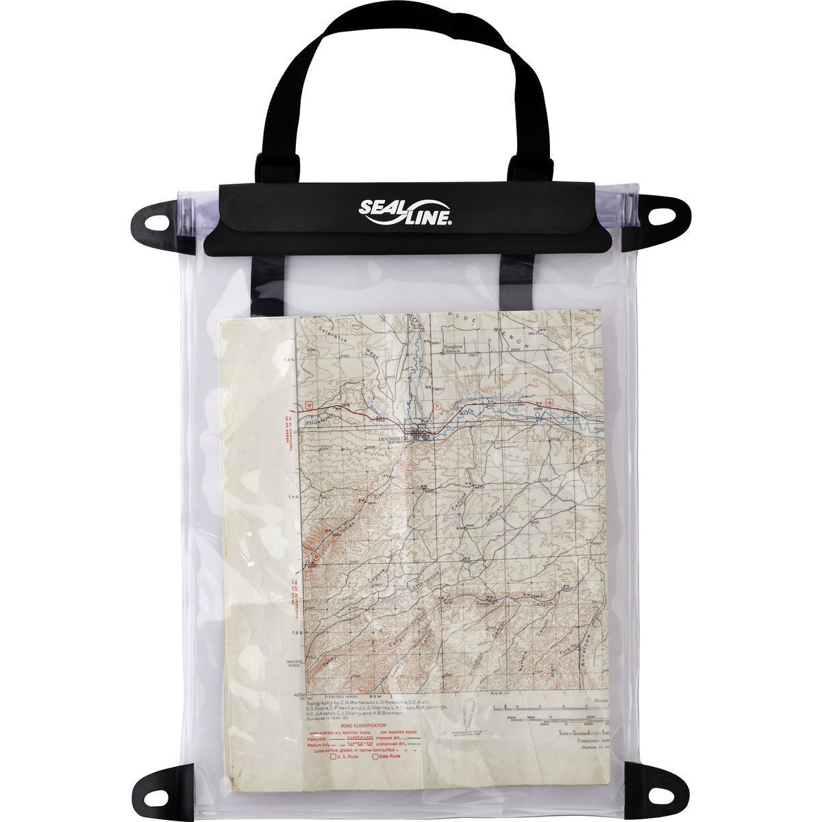 photo: SealLine HP Map Case waterproof soft case