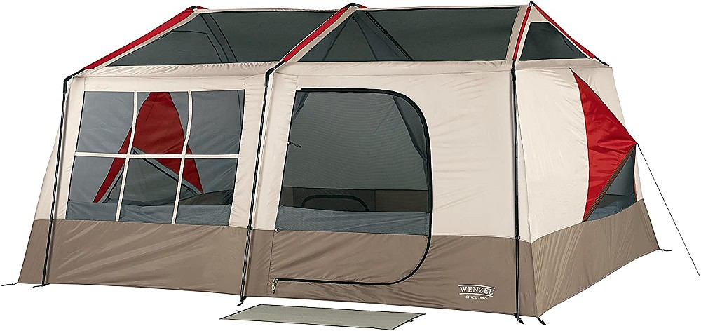 photo: Wenzel Kodiak 9 tent/shelter
