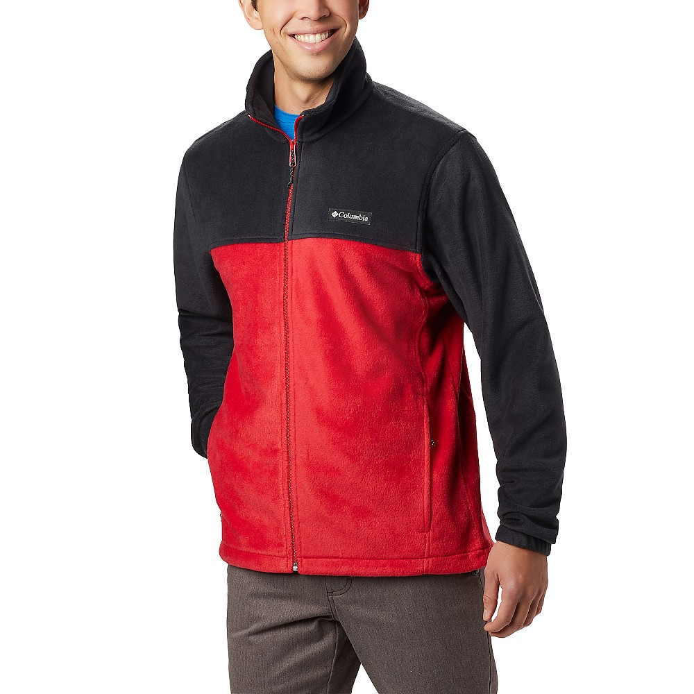 photo: Columbia Steens Mountain Full Zip fleece jacket