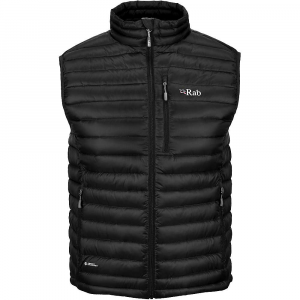photo: Rab Men's Microlight Vest down insulated vest