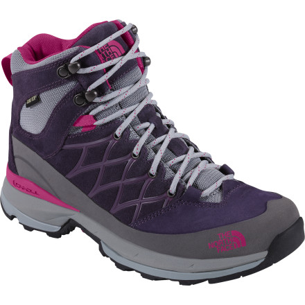 photo: The North Face Women's Wreck Mid GTX hiking boot