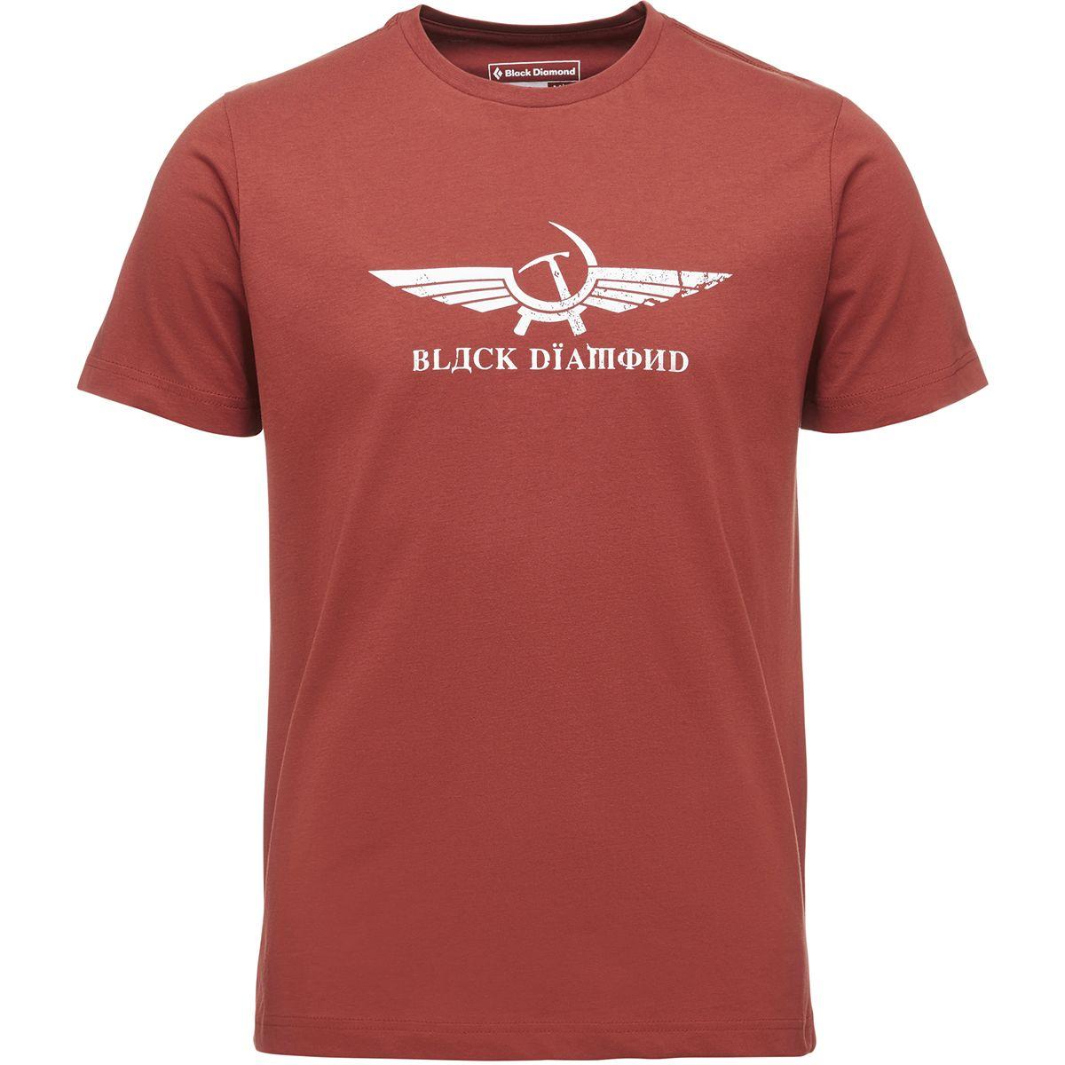 photo: Black Diamond Perestroika Tee short sleeve performance top