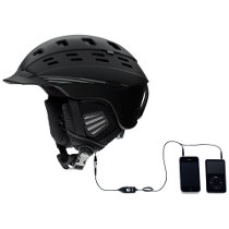 photo: Smith Variant Brim Audio Helmet snowsport helmet