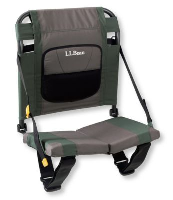 photo: L.L.Bean Sit Backer Canoe Seat paddling accessory