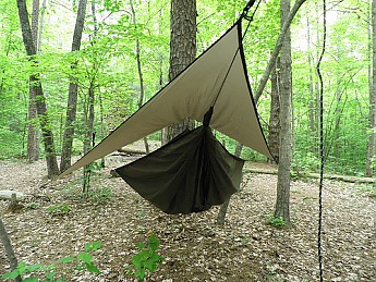 I have used the Hennessey for a couple of summers and I find that my summer pack is much lighter without sacrificing comfort. & Hennessy Hammock Ultralight Backpacker Asym Reviews - Trailspace.com