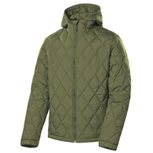 photo: Sierra Designs Stretch DriDown Hoody down insulated jacket