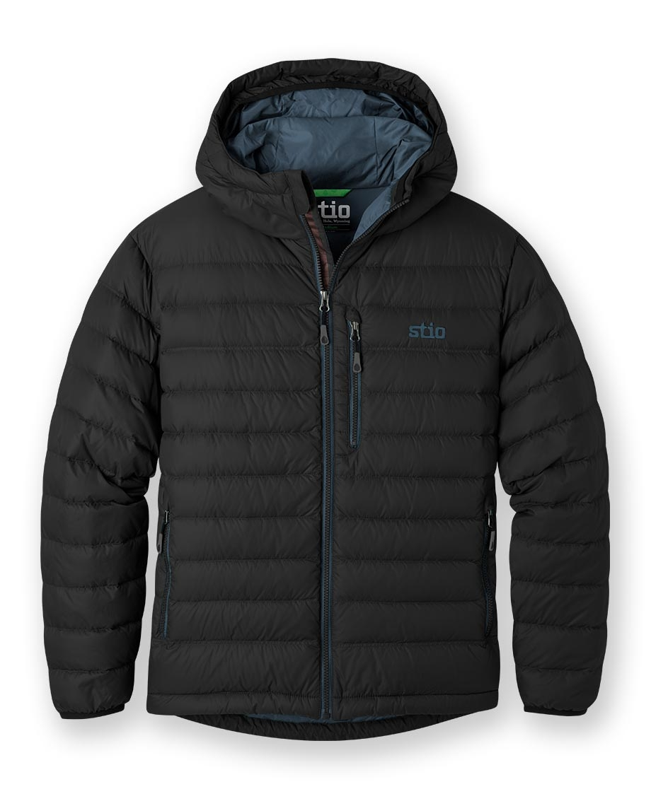 Stio Hometown Down Hooded Jacket