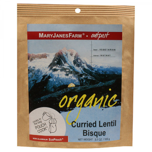 photo: Mary Janes Farm Organic Curried Lentil Bisque soup