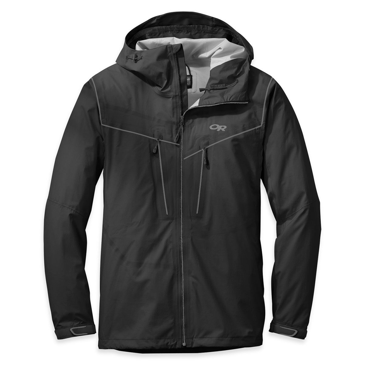 photo: Outdoor Research Realm Jacket waterproof jacket