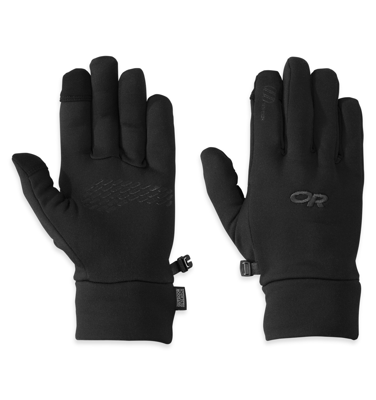 photo: Outdoor Research PL 150 Sensor Gloves fleece glove/mitten