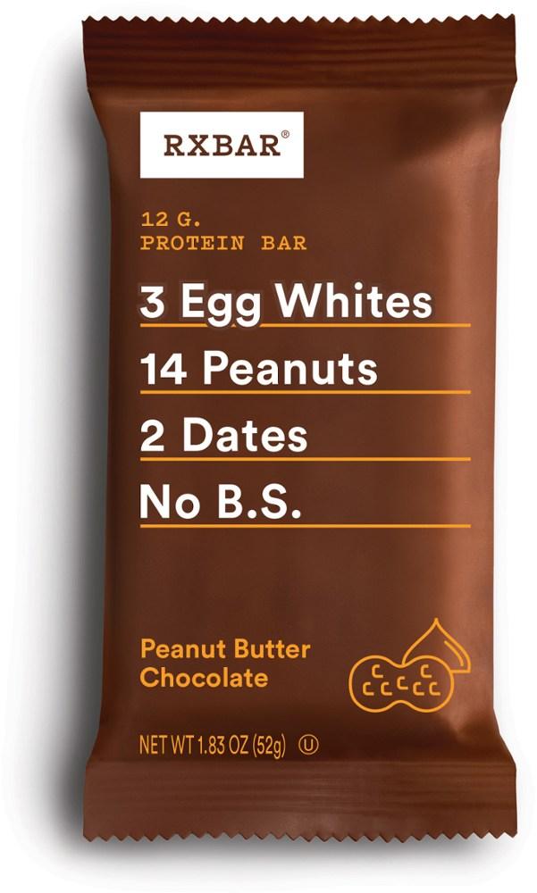 photo of a RXBar nutrition bar