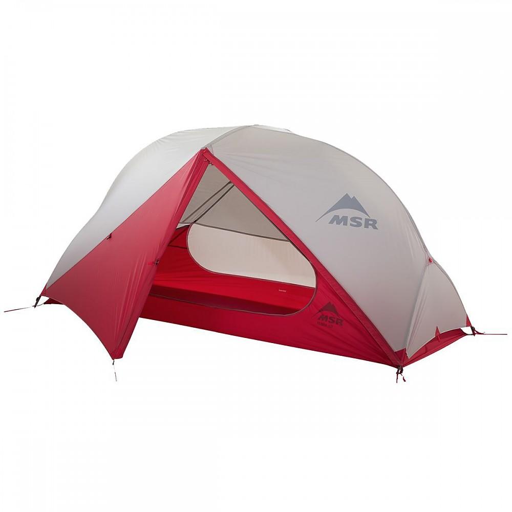 photo: MSR Hubba NX Solo three-season tent