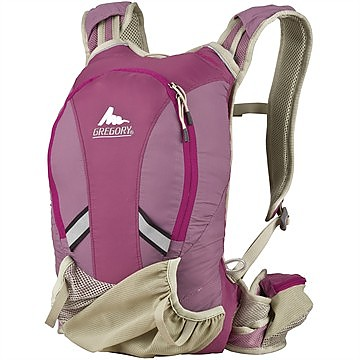 photo: Gregory Sungem hydration pack