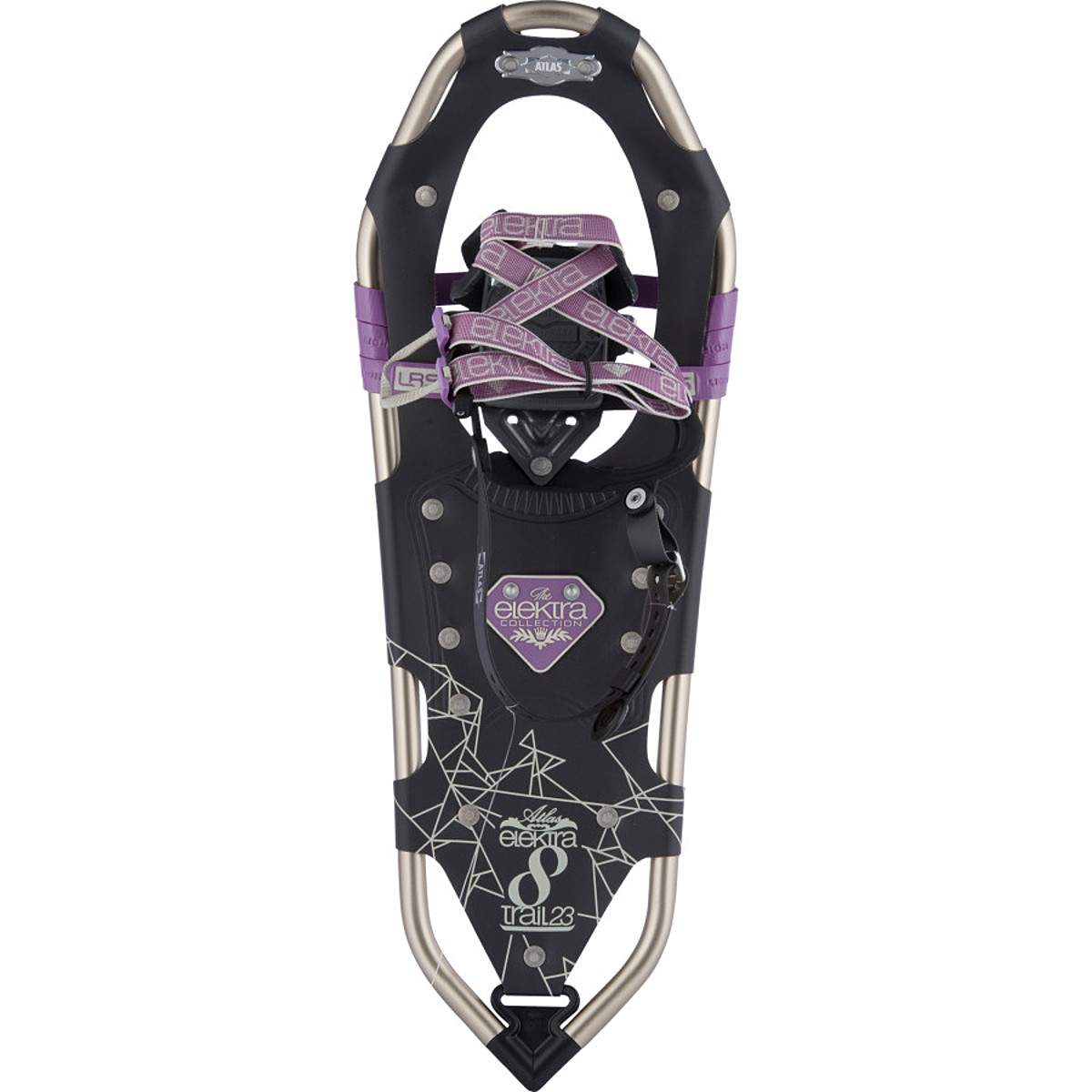 photo: Atlas Elektra 8 Series recreational snowshoe