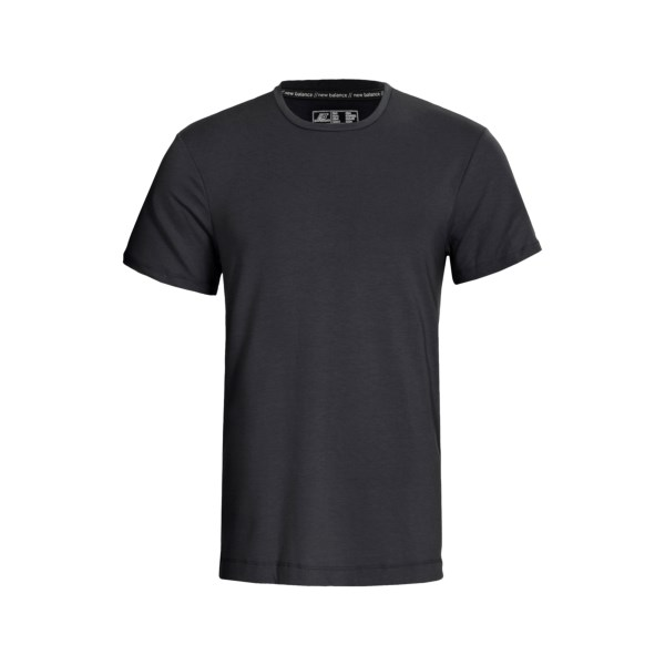 photo: New Balance Tech Tee short sleeve performance top