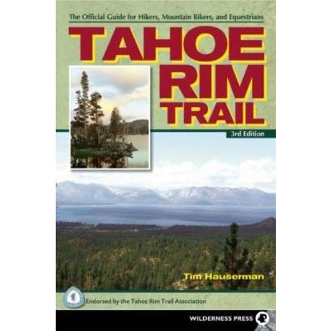 Wilderness Press Tahoe Rim Trail