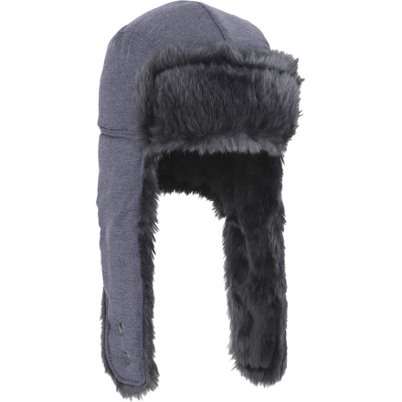 photo: The North Face Hoser Hat winter hat