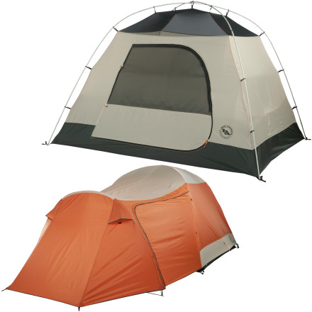 photo: Big Agnes King Creek 6 three-season tent