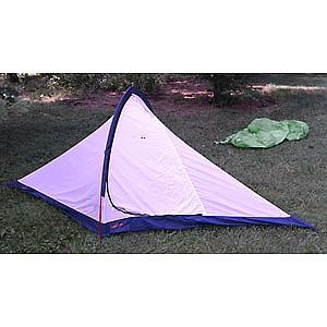 photo: MontBell Monoframe Shelter Diamond three-season tent