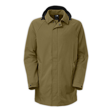 The North Face MacArthur Soft Shell Trench