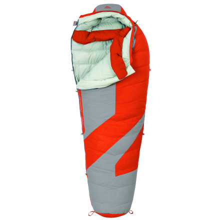photo: Kelty Men's Light Year Down 0 3-season down sleeping bag