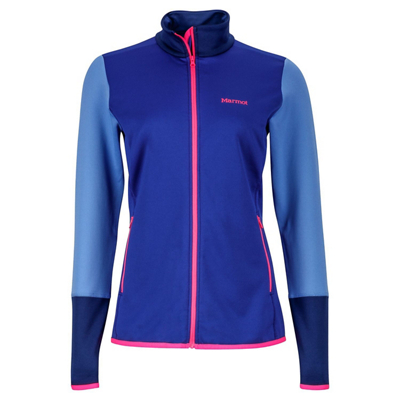 photo: Marmot Thirona fleece jacket