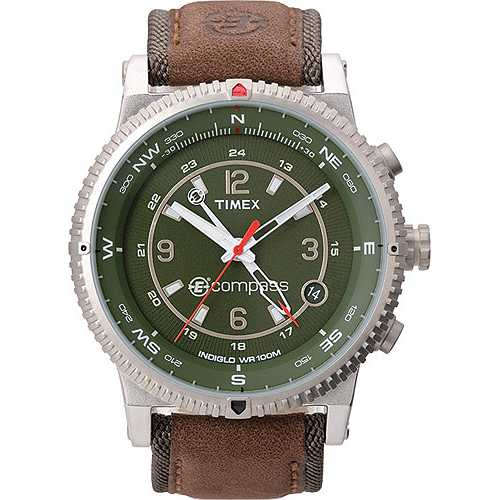 photo: Timex Expedition E-Compass compass watch
