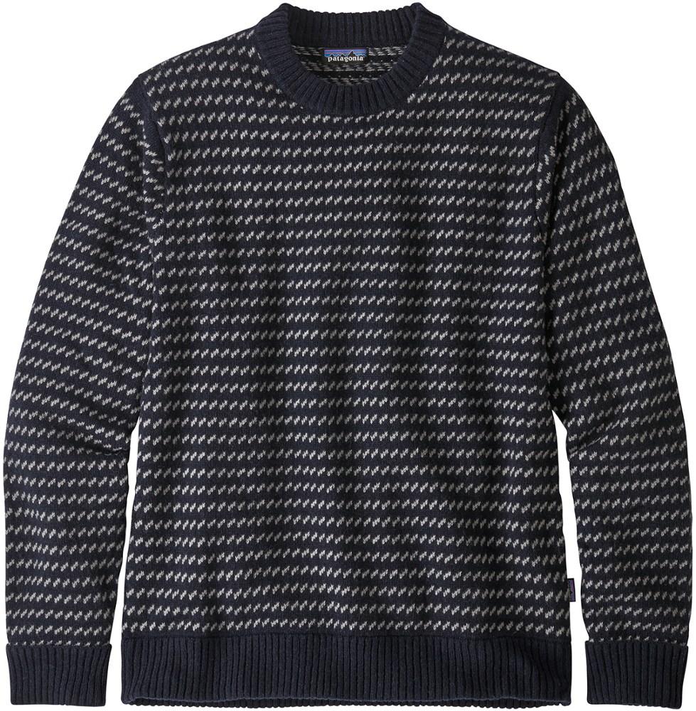 Patagonia Reclaimed Wool Crewneck Sweater