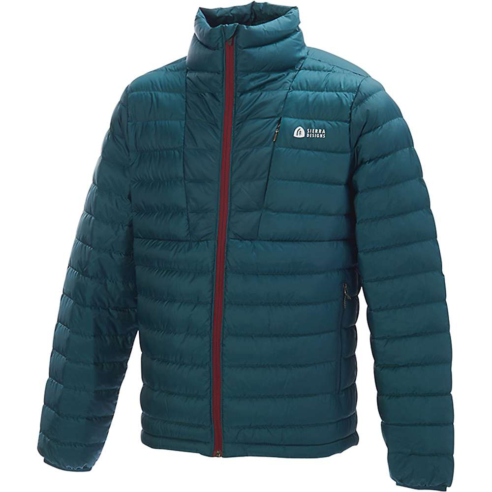 photo: Sierra Designs Down Jacket down insulated jacket