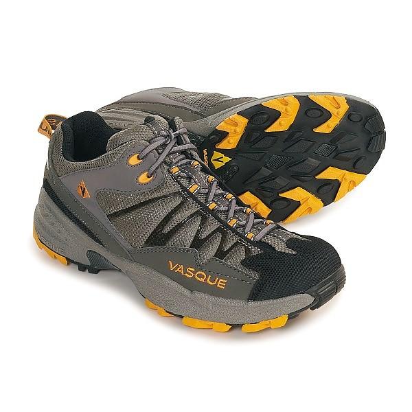 photo: Vasque Velocity trail running shoe