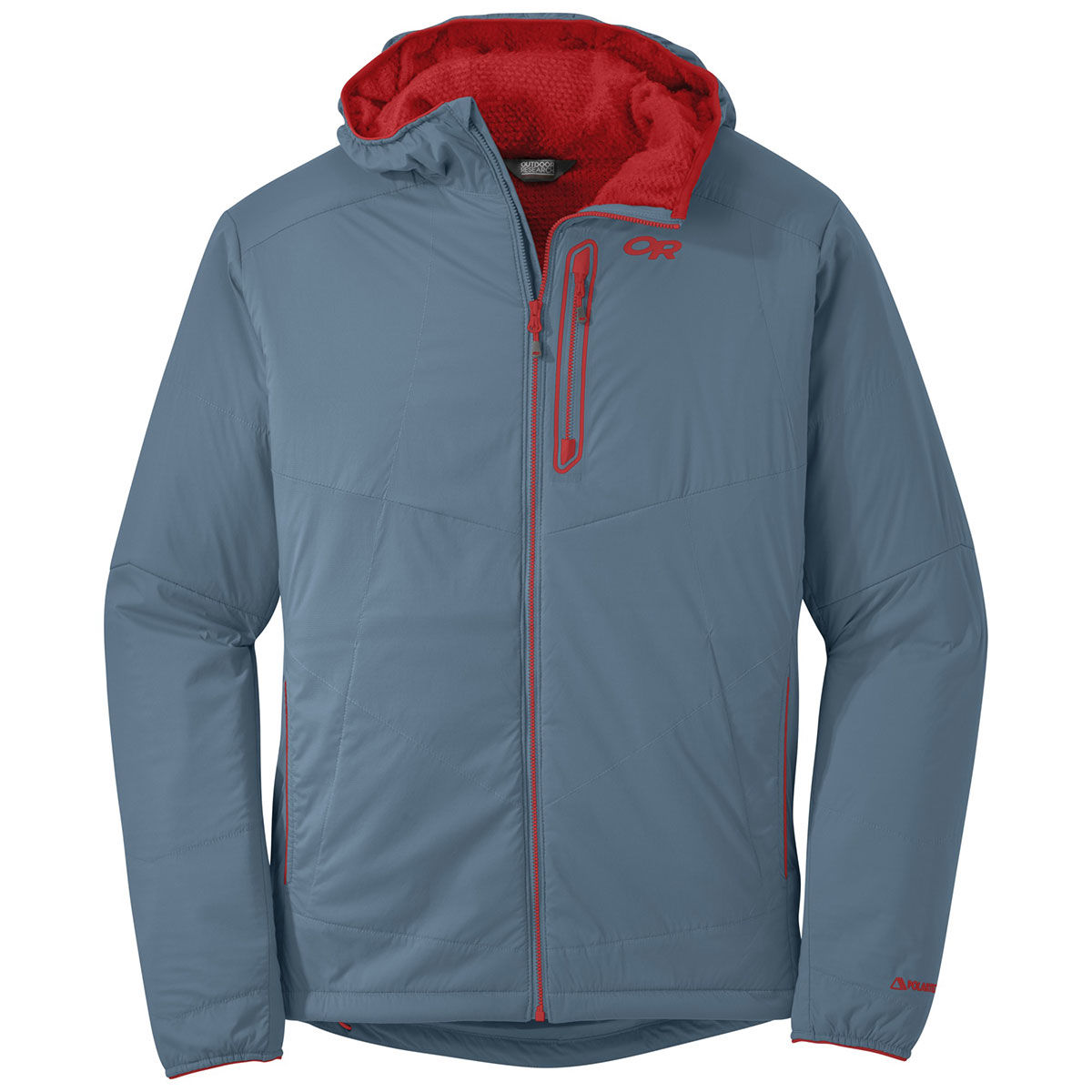 photo: Outdoor Research Men's Ascendant Hoody synthetic insulated jacket